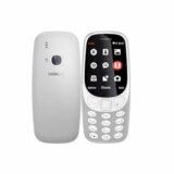 Фото Телефон Nokia 3310 (2017)